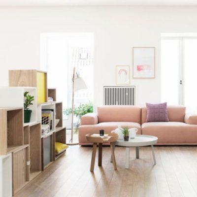 5 thiết kế phòng khách gia đình lãng mạn cho các cặp vợ chồng trẻ