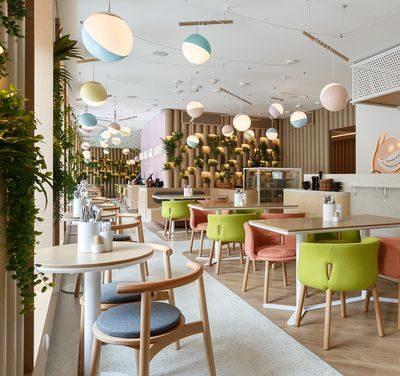 Ý tưởng thiết kế quán cafe độc đáo, thu hút nhiều khách hàng